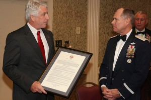 Virginia Guard recognizes top units, receives resolutions from General Assembly