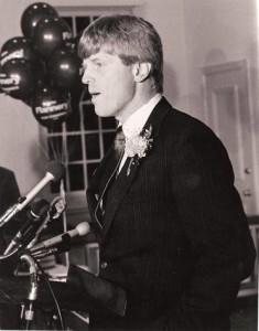 John Flannery 1984