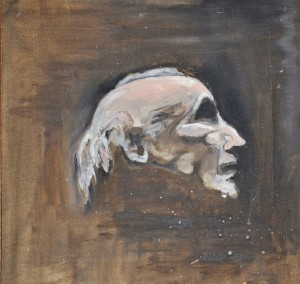 Aging (Painting by John P. Flannery)