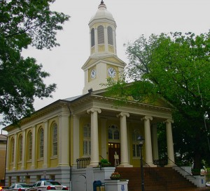 Warrenton Courthouse