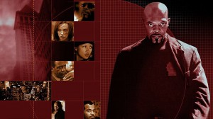 Samuel Jackson became John Shaft