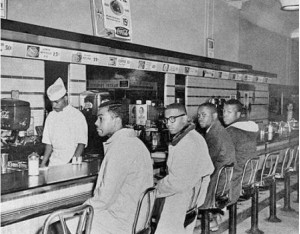 The Greensboro sit-in