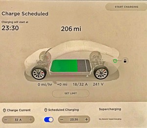 Solar_Car_charge_schedule